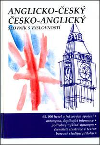 Obrázok Anglicko-český, česko-anglický slovník s výslovností