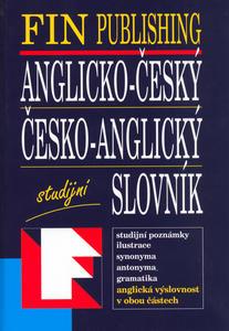 Obrázok Anglicko-český, Česko-anglický studijní slovník