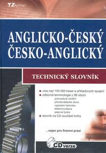 Obrázok Anglicko-český, česko-anglický technický slovník + CD ROM