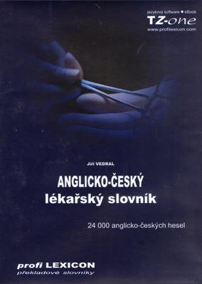 Obrázok Anglicko-český lékařský slovník