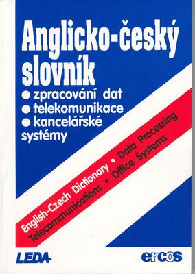 Obrázok Anglicko-český slovník