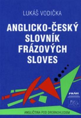 Obrázok Anglicko-český slovník frázových sloves