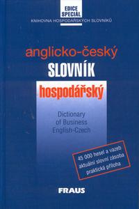 Obrázok Anglicko-český slovník hospodářský