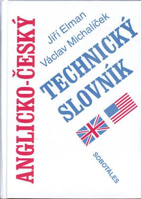 Obrázok Anglicko-český technický slovník