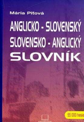Obrázok Anglicko - slovenský a slovensko - anglický slovník