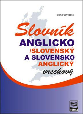 Obrázok Anglicko/slovenský a slovensko/anglický vreckový slovník