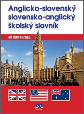 Anglicko-slovenský slovensko-anglický školský slovník