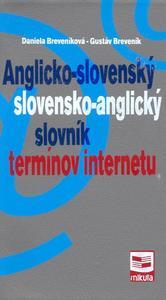 Obrázok Anglicko-slovenský/slovensko-anglický slovník termínov internetu