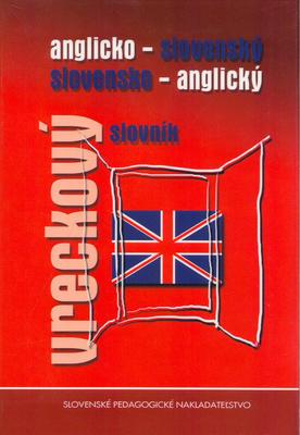 Obrázok Anglicko - slovenský, slovensko - anglický vreckový slovník