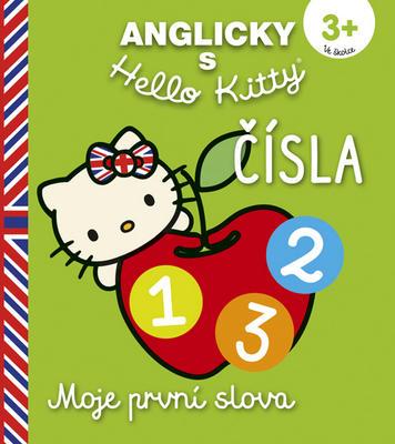Obrázok Anglicky s Hello Kitty Čísla