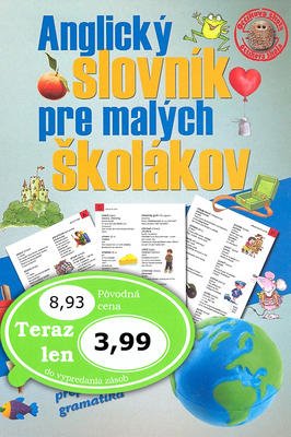 Obrázok Anglický slovník pre malých školákov