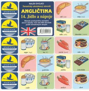 Obrázok Angličtina 14. Jídlo a nápoje