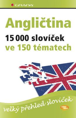 Obrázok Angličtina 15 000 slovíček ve 150 tématech
