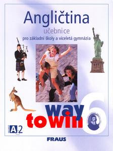 Obrázok Angličtina 6 Učebnice