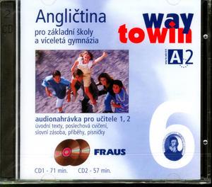 Obrázok Angličtina 6 Way to Win