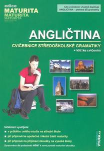 Obrázok Angličtina cvičebnice středoškolské gramatiky