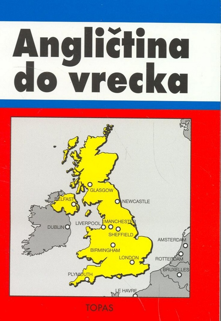 Angličtina do vrecka - Artúr Sandany, Mária Jakubičková