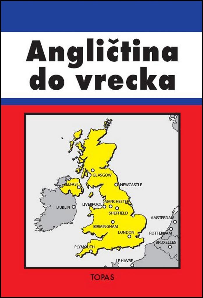 Angličtina do vrecka - Mária Jakubičková, Artúr Sandany