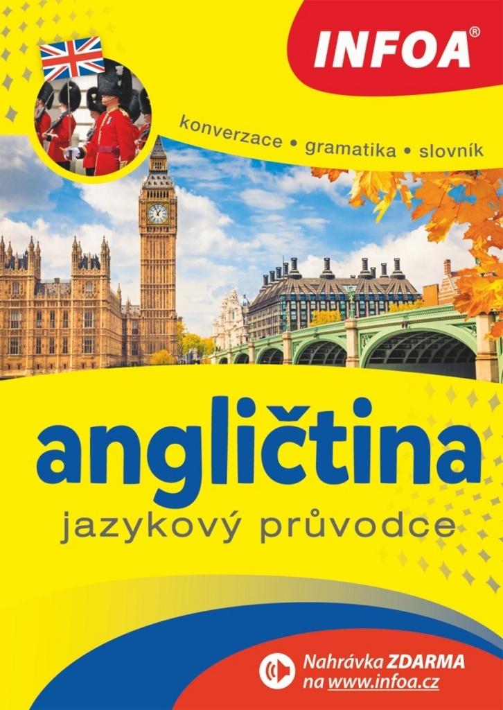 Angličtina Jazykový průvodce - Pavlína Šamalíková