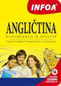 Obrázok Angličtina konverzace a slovník