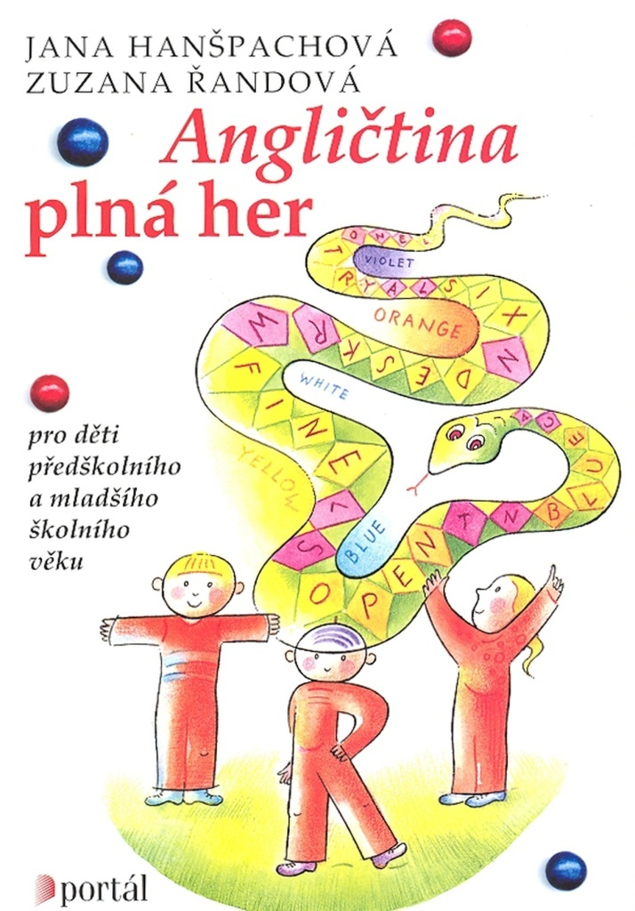 Angličtina plná her - Jana Hanšpachová, Zuzana Řandová