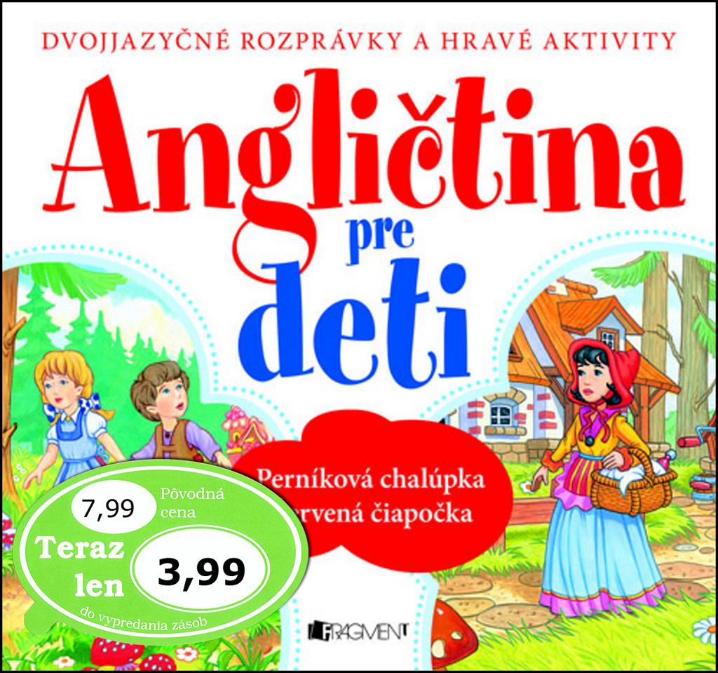 Angličtina pre deti - Dorota Ziolkowska