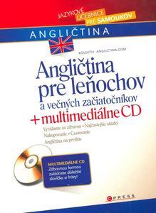 Obrázok Angličtina pre leňochov a večných začiatočníkov + multimediálne CD