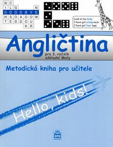 Obrázok Angličtina pro 3.ročník základní školy Metodická příručka pro učitele