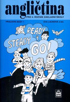 Obrázok Angličtina pro 4.ročník základní školy Pracovní sešit 1