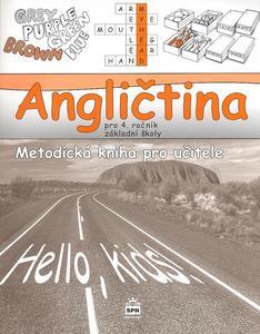 Obrázok Angličtina pro 4.r.ZŠ Metodická kniha pro učitele