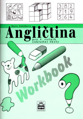Obrázok Angličtina pro 4.r.ZŠ Workbook