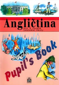 Obrázok Angličtina pro 5. ročník základí školy Pupil´s Book