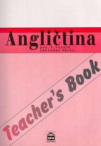 Obrázok Angličtina pro 5. ročník základní školy Teacher´s Book