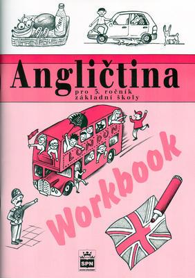Obrázok Angličtina pro 5. ročník základní školy Workbook