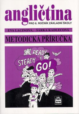 Obrázok Angličtina pro 6. ročník základní školy Metodická příručka