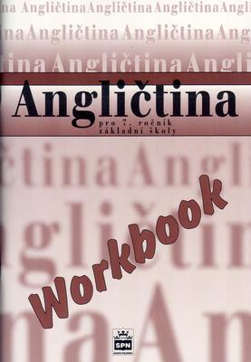 Obrázok Angličtina pro 7.r.ZŠ Workbook