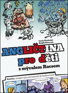 Obrázok Angličtina pro děti s mývalem Racsem