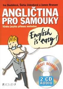 Obrázok Angličtina pro samouky + 2CD