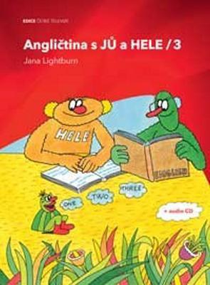 Obrázok Angličtina s JŮ a HELE 3 + audio CD