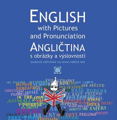 Obrázok Angličtina s obrázky a výslovností