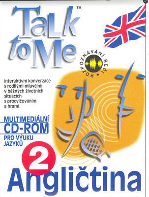 Obrázok Angličtina Talk to Me 2