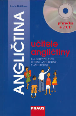 Obrázok Angličtina učitele angličtiny + 2CD