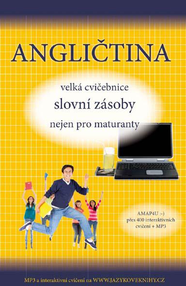 Angličtina velká cvičebnice slovní zásoby nejen pro maturanty - Štěpánka Pařízková