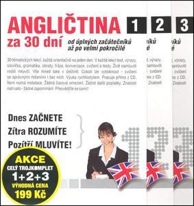 Obrázok Angličtina za 30 dní multipack