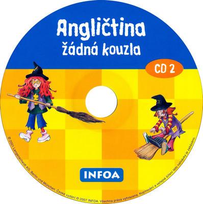 Angličtina žádná kouzla + 2CD