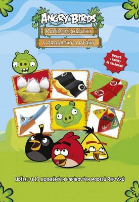 Angry Birds Papírové hrátky