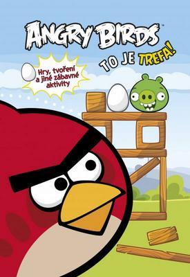 Obrázok Angry Birds To je trefa!