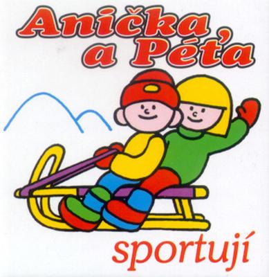 Obrázok Anička a Péťa sportují
