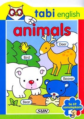 Animals 69 samolepek