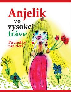 Obrázok Anjelik vo vysokej tráve